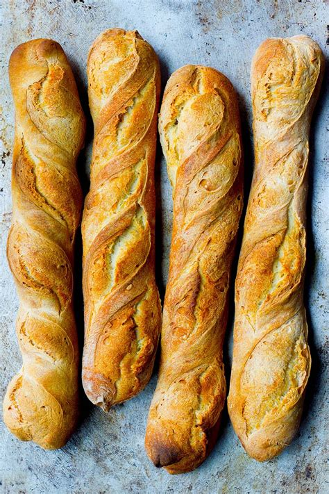 French Baguette recipe | Red Star Yeast