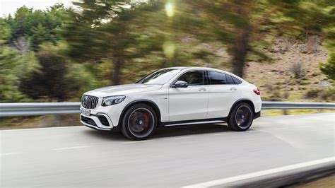2018 Mercedes-AMG GLC63 Release Date, Price and Specs