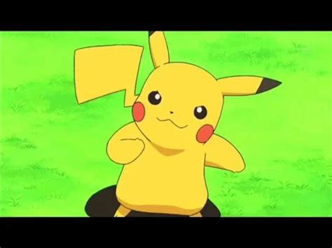 The New Pikachu Song - YouTube