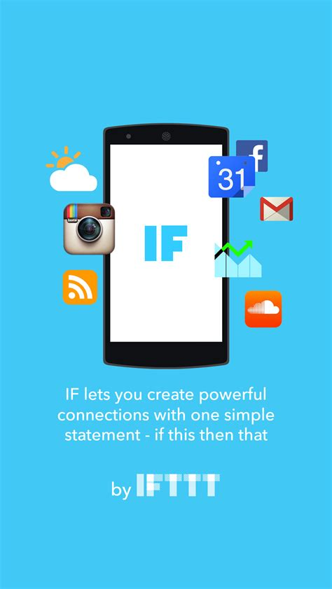 IF by IFTTT - Android - English - Evernote App Center