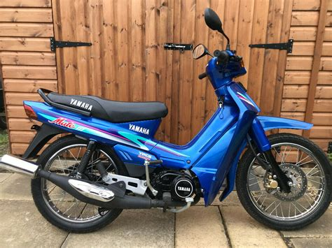 YAMAHA MATE 111 TWO STROKE 1998 SEMI AUTO TOWNMATE | in