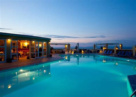 Chalkidiki, Chanioti: Daphne Holiday Club 3*, reggeli