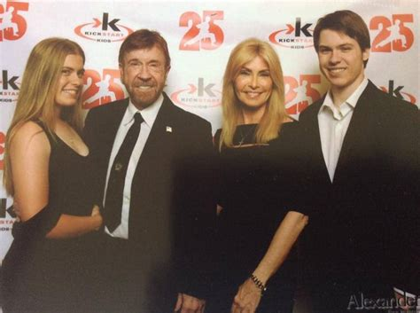 Meet the family of Chuck Norris, Hollywood's famed martial