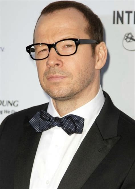 Donnie Wahlberg Height, Weight, Age, Body Statistics