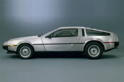 The DeLorean DMC-12 Is Coming Back to the Future, This
