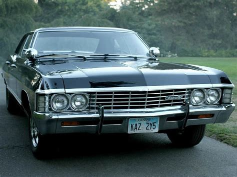 1967 Chevy Impala from Supernatural | Pretty Motors