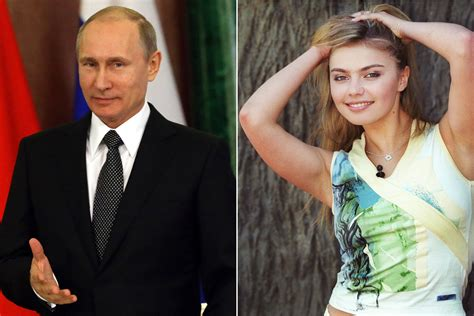 Vladimir Putin's girlfriend has given birth to a baby girl