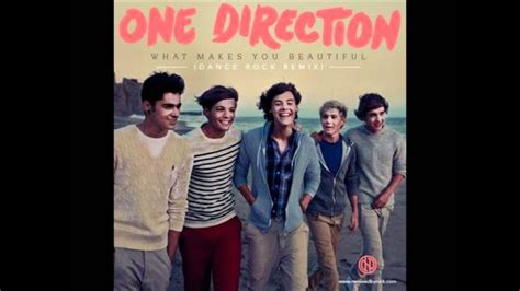 What Makes You Beautiful (Dance Rock Extended Remix)- One