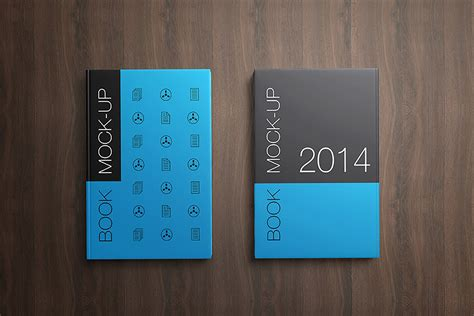Book Cover Mock-Up's on Behance