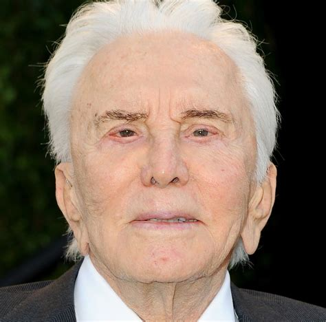 Hollywood screen icon Kirk Douglas turns 100 - The Courier