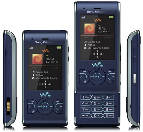 Sony Ericsson W595 Review   Trusted Reviews