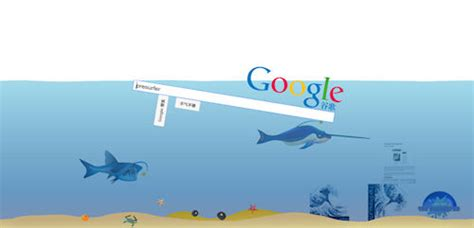 The Presurfer: Google Underwater Search