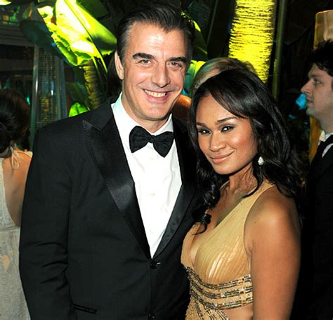 Chris Noth Reveals His Marriage Spurred Racist Hate Mail