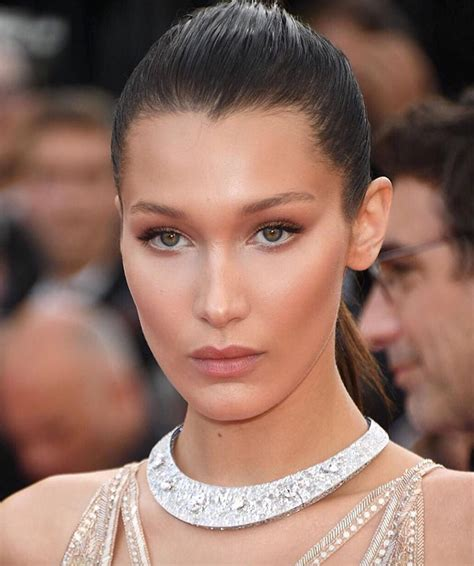 All The Products Behind Bella Hadid's Glowing Look!