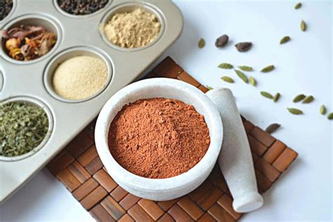 Homemade Tandoori Masala, How to make Indian tandoori masala
