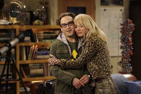 Penny and Leonard get married in the first episode of 'The