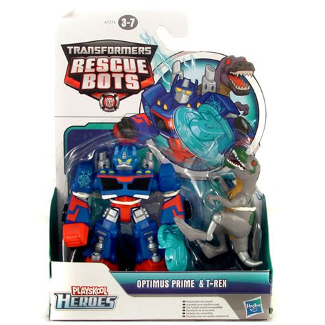 Hasbro Transformers: Rescue Bots mini robotok - Optimus