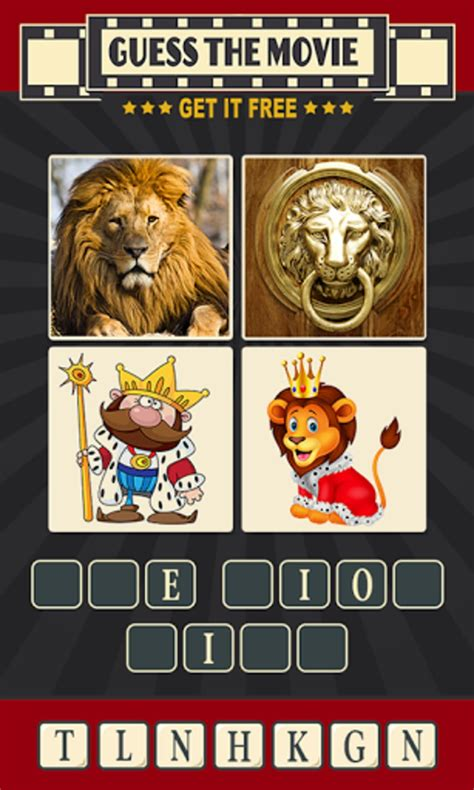 4 Pics 1 Movie! for Android - Download
