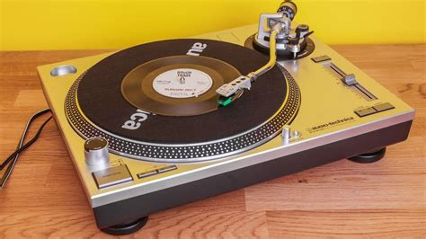 Audio-Technica LP120-USB review: An all-in-one turntable