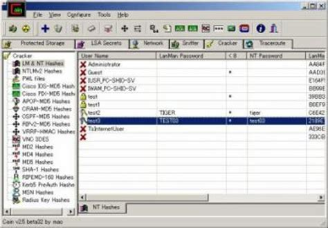 Free Download Cain and Abel   Hacking Tools