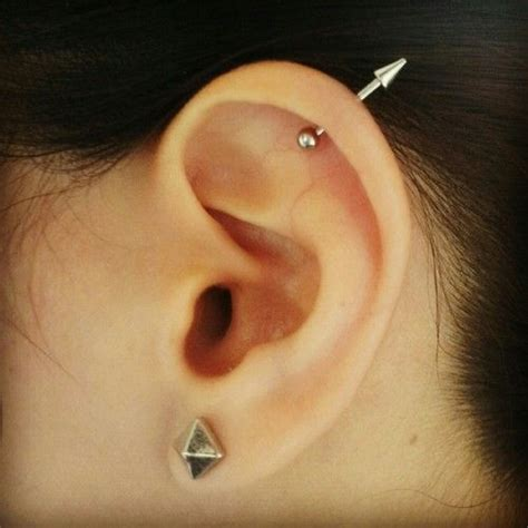 Useful Information Regarding Helix Piercing And Its