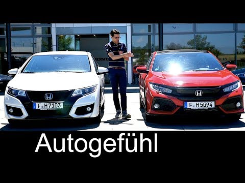 2017 Honda Civic - Review and Road Test - YouTube