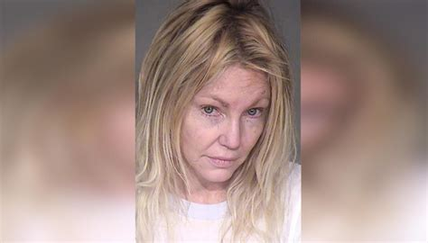 Heather Locklear hospitalised after threatening self-harm