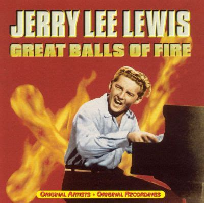 Great Balls of Fire [DJ Specialist] - Jerry Lee Lewis