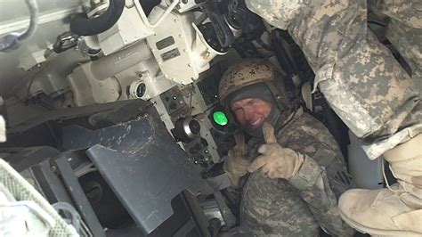 Abrams Tank inside view-Live Fire - YouTube