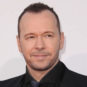 Donnie Wahlberg Biography - Affair, Married, Wife