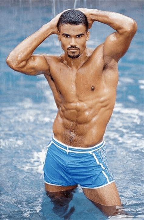 Shemar Moore: Fit, Fine, And Pushing 50!     BlackDoctor