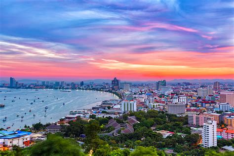Pattaya – A Diverse and Dynamic Beach Resort on Your