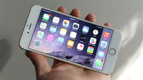 iPhone 6 Plus Review - YouTube