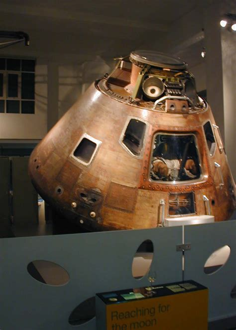 Command Module, Apollo 10 | National Air and Space Museum