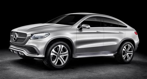 2015 Mercedes Concept Coupe SUV vs 2015 BMW X6 - YouTube