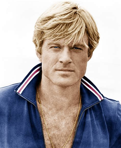 Robert Redford remembers the films that made him a legend