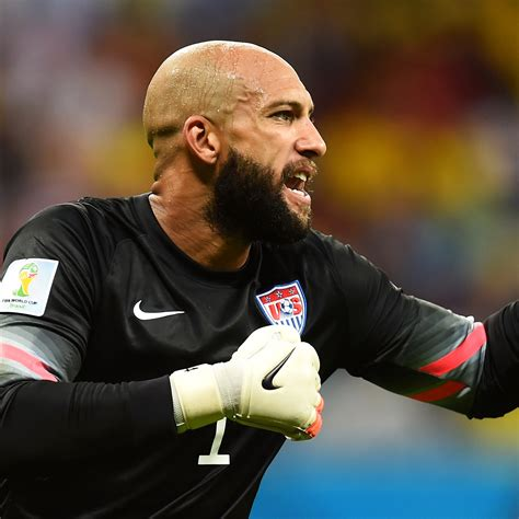 FIFA World Cup 2014: USA goalkeeper Tim Howard makes the