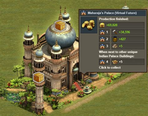Clădirile de set - Forge of Empires - Wiki RO