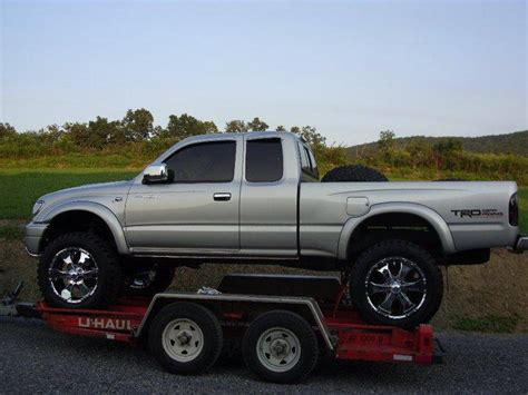 maniacman09 2003 Toyota Tacoma XtracabLimited Pickup 2D 6