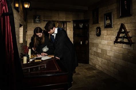 Escape Today Has A Harry Potter Themed Escape Room In Kentucky