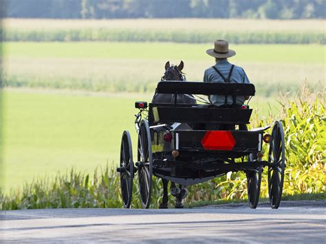 Two Amish Towns to Visit in Western Pennsylvania