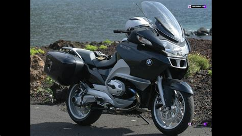2006 BMW R1200RT SE review part 1 - YouTube