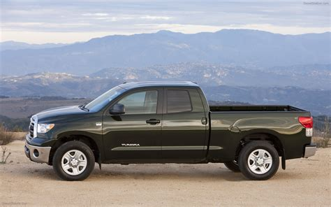 2010 Toyota Tundra Widescreen Exotic Car Image #04 of 16