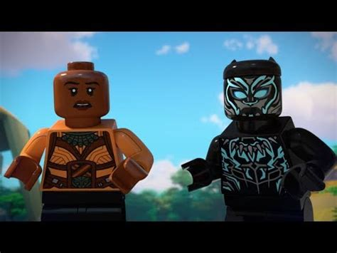 LEGO Marvel Super Heroes: Black Panther - Trouble in