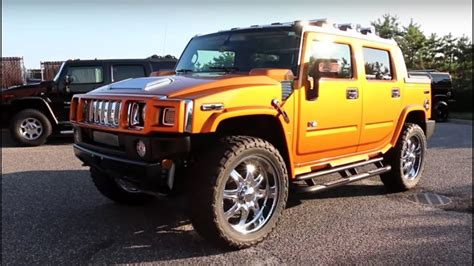 SOLD - 2006 Hummer H2 SUT Limited Edition For Sale