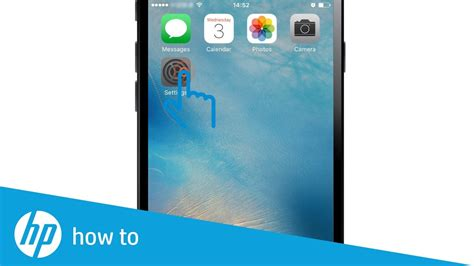 Printing from Apple iOS to an HP Printer   HP Printers