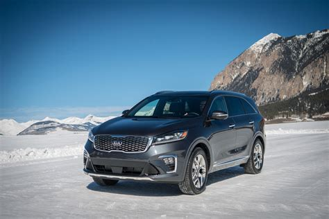Updated 2019 Kia Sorento priced from $26,980